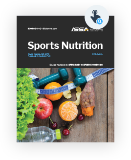 ISSA Certificate in Sports Nutrition